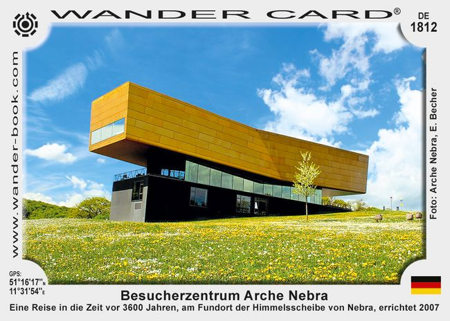 Besucherzentrum Arche Nebra