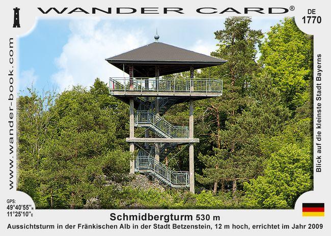 Schmidbergturm