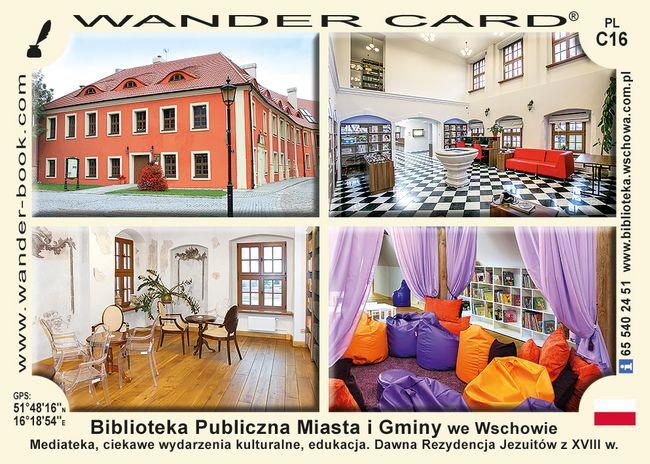 Biblioteka Publiczna Miasta i Gminy we Wschowie