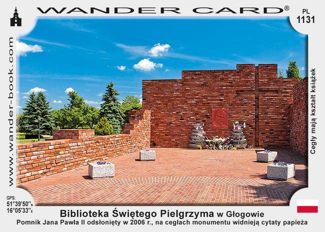 Biblioteka Świętego Pielgrzyma w Głogowie