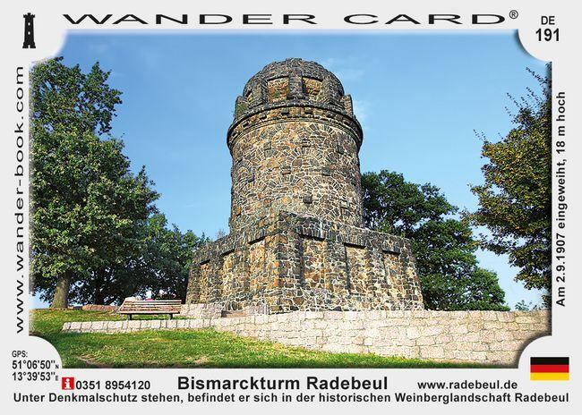 Bismarckturm Radebeul