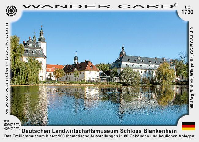 Blankenhain Schloss