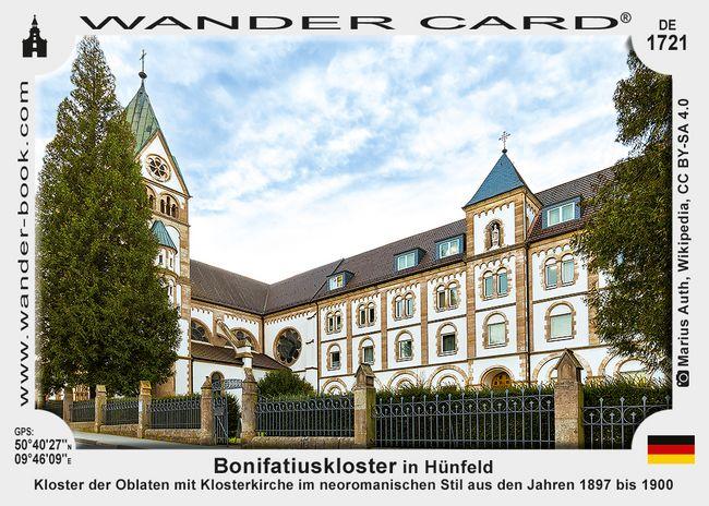 Bonifatiuskloster in Hünfeld