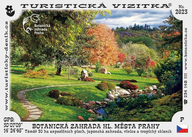 Botanická zahr. hl. města Prahy