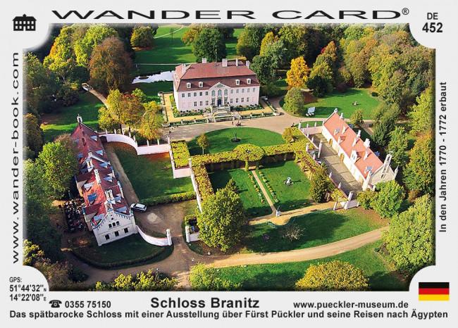 Branitzer Schloss
