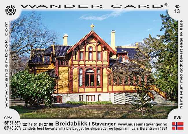 Breidablikk i Stavanger
