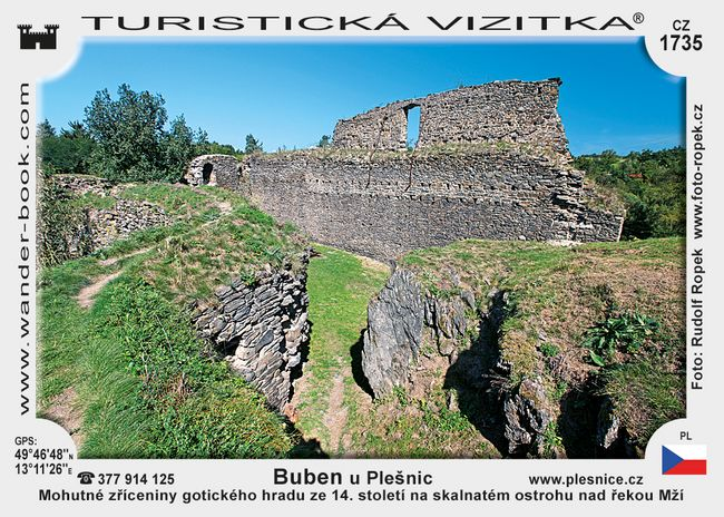 Buben u Plešnic