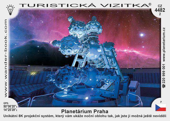 Bubeneč planetárium