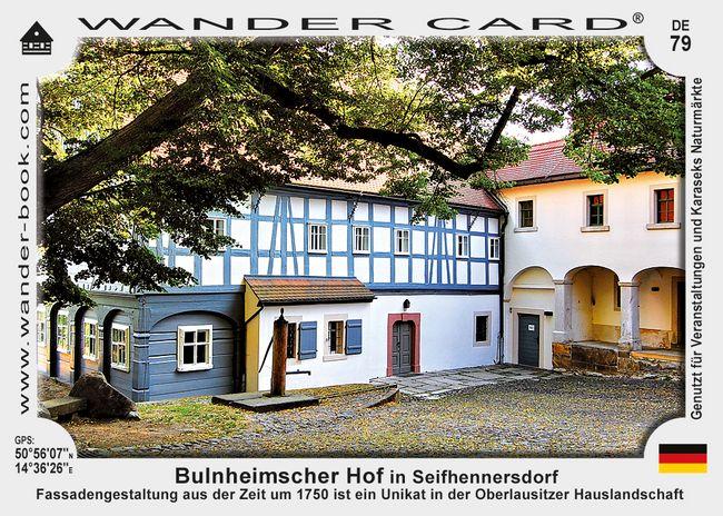 Bulnheimscher Hof in Seifhennersdorf