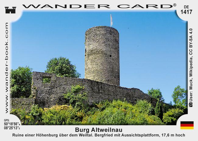 Burg Altweilnau