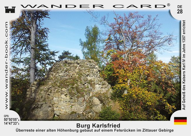 Burg Karlsfried