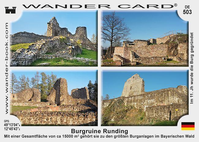 Burgruine Runding