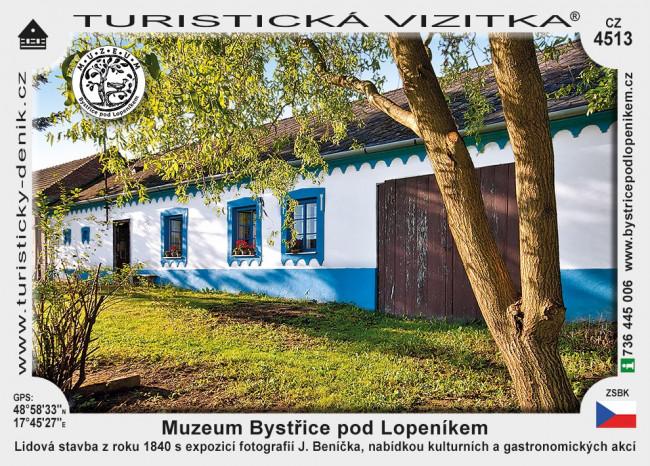 Bystřice pL muzeum