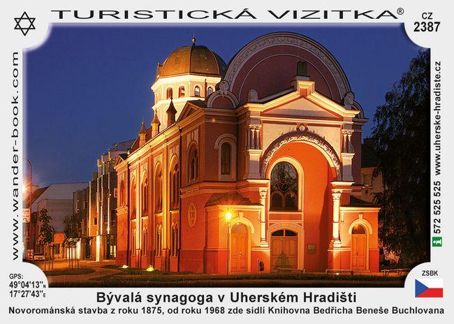 Bývalá synagoga v Uherském Hradišti