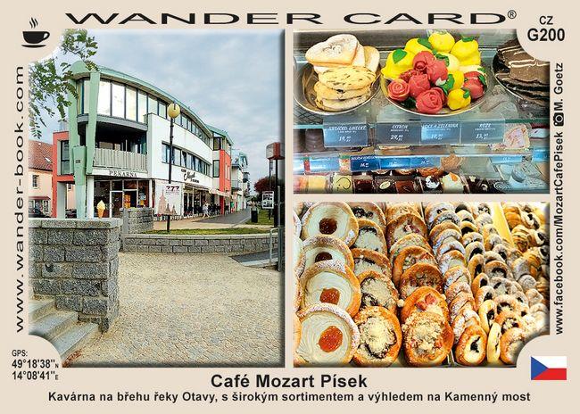 Café Mozart Písek