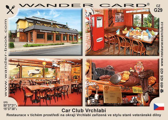 Car Club Vrchlabí