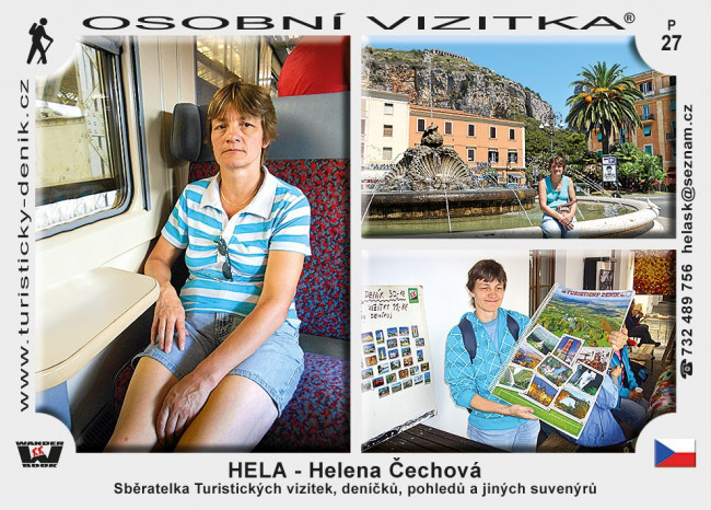 Čechová Helena - HELA