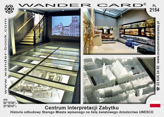 Centrum Interpretacji Zabytku