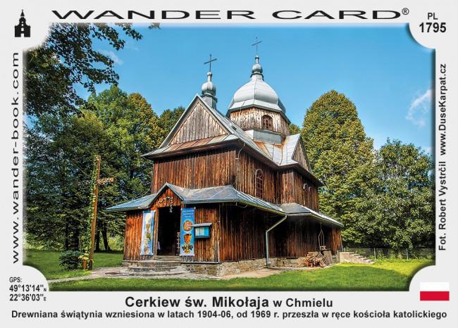 Cerkiew św. Mikołaja w Chmielu