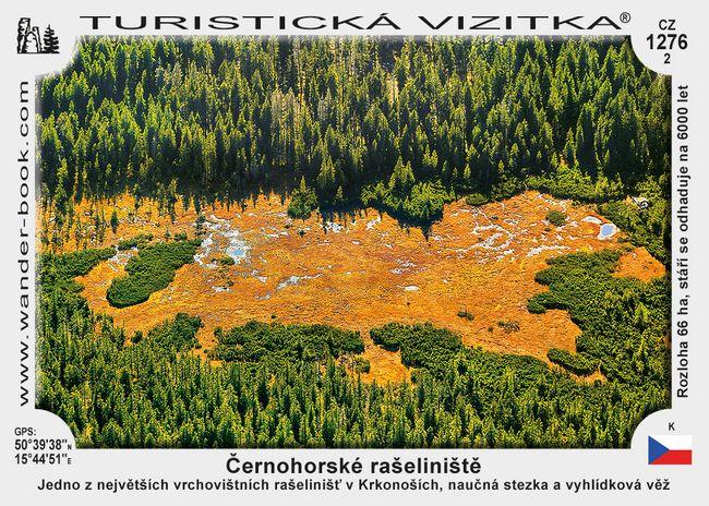 Černohorské rašeliniště