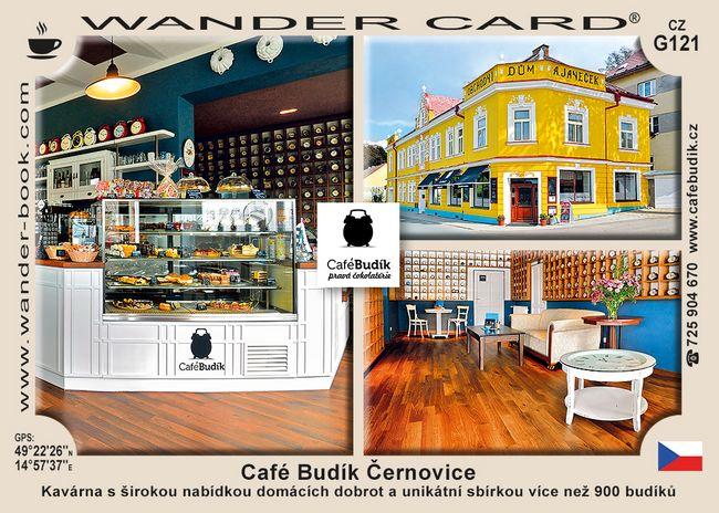 Černovice Café Budík