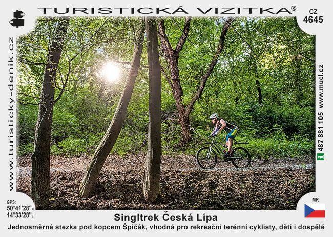 Česká Lípa singltrek