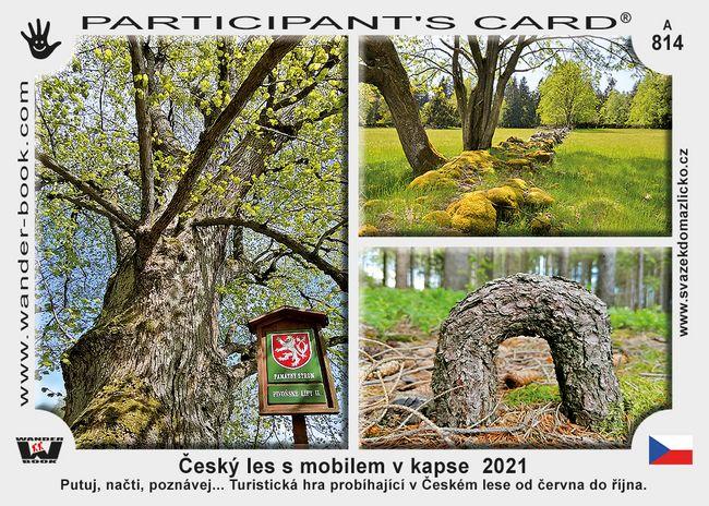 Český les s mobilem v kapse  2021