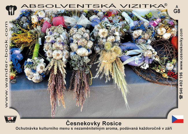 Česnekovky Rosice