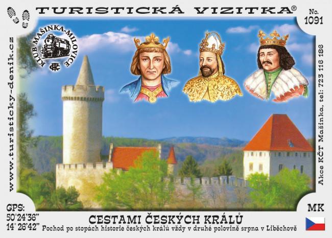 Cestami českých králů (8)
