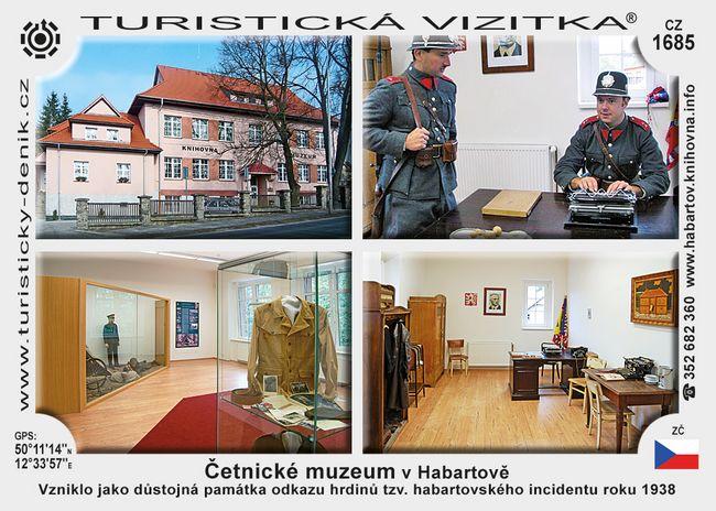Četnické muzeum v Habartově