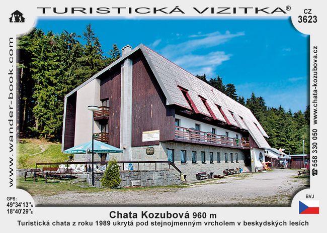Chata Kozubová
