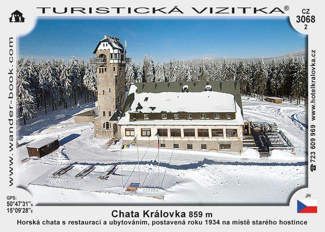 Chata Královka