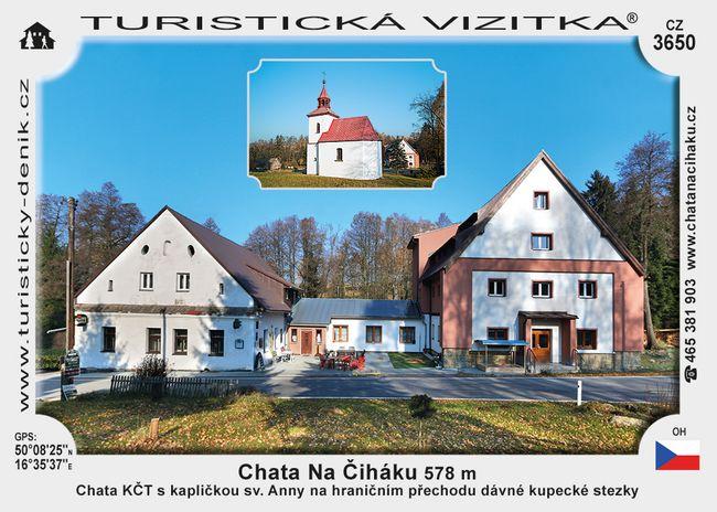 Chata Na Čiháku