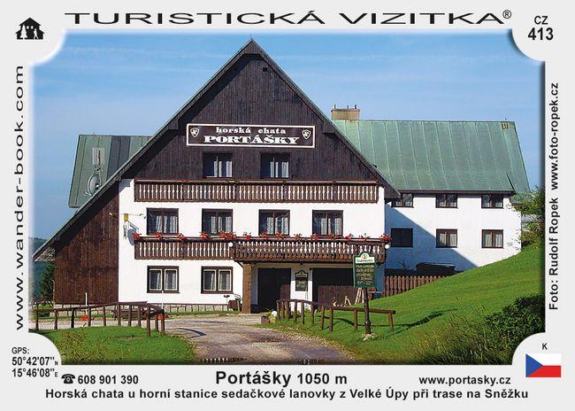 Chata Portášky