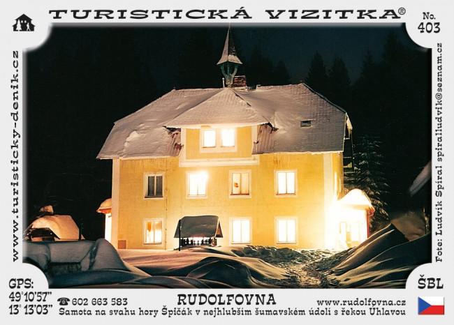 Chata Rudolfovna