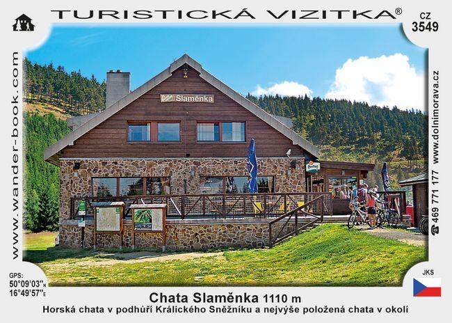 Chata Slaměnka