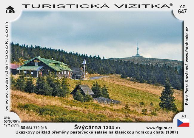 Chata Švýcárna