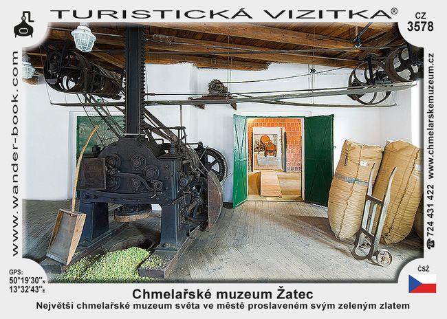 Chmelařské muzeum Žatec
