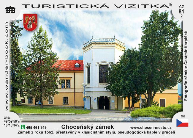 Choceňský zámek