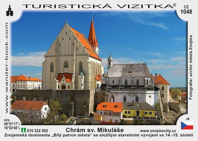 Chrám sv. Mikuláše ve Znojmě