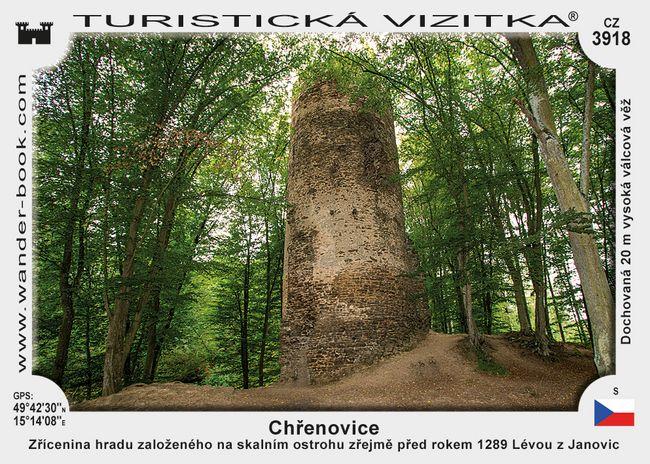 Chřenovice