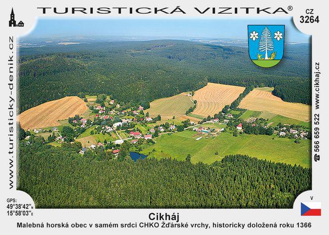 Cikháj