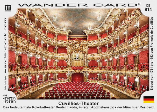Cuvilliés-Theater