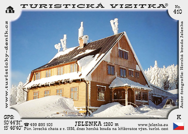 Bouda Jelenka