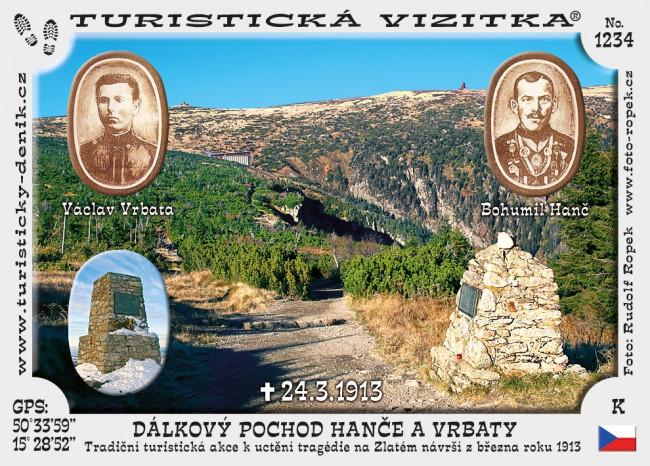 Dálkový pochod Hanče a Vrbaty (6)