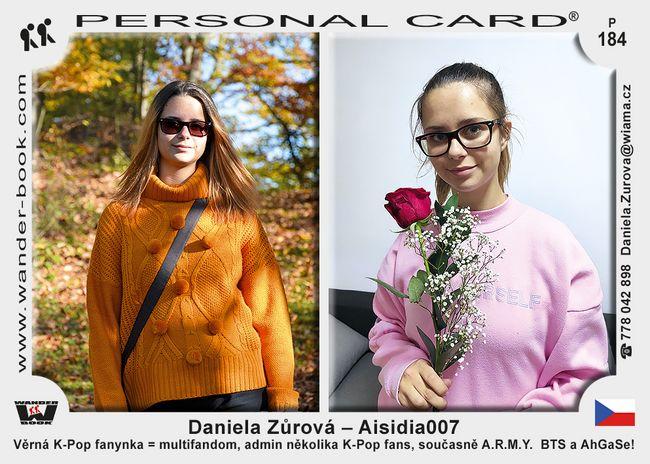 Daniela Zůrová – Aisidia007