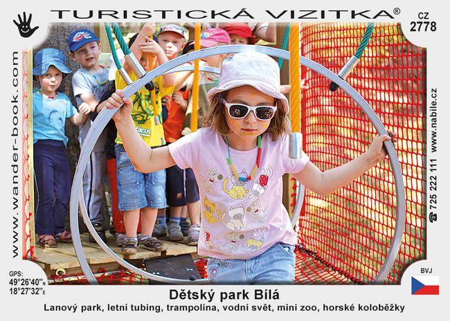 Dětský park Bílá