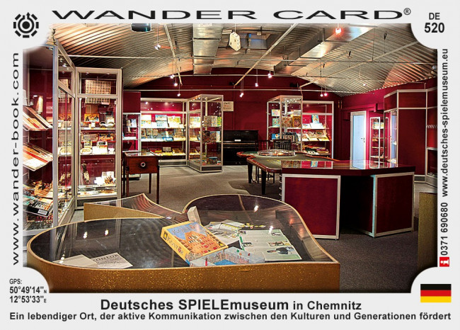 Deutsches SPIELEmuseum