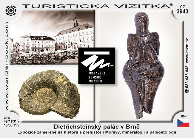 Dietrichsteinský palác v Brně