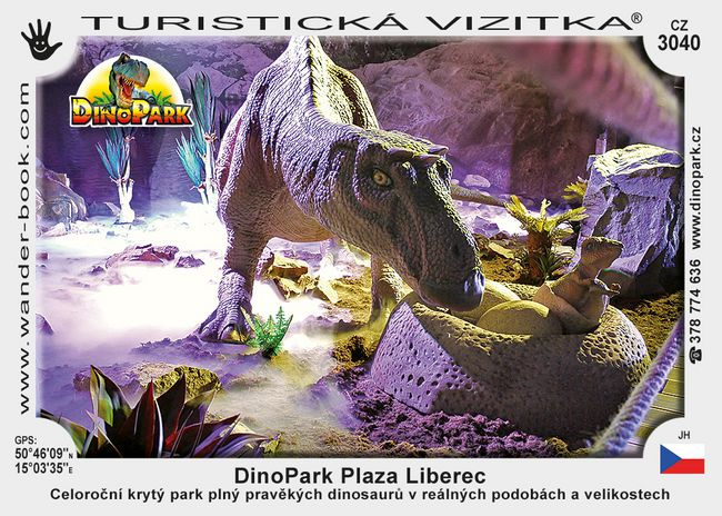 Dinopark Plaza Liberec